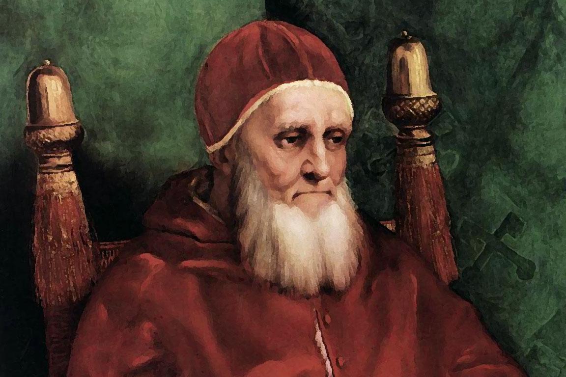 Biografia Di Papa Giulio Ii