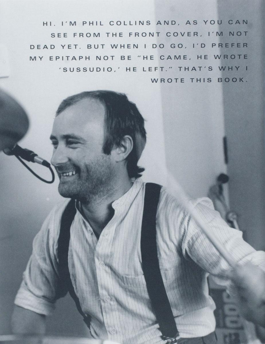 Phil Collins libro