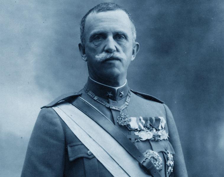 Risultati immagini per foto del re Vittorio emanuele III
