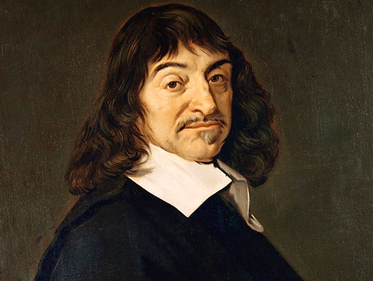 rene descartes on the existence of the material world But he can learn things about his mind without learning anything new about the material world therefore, his mind is more readily known to him than anything else there is, however, one problem with this.