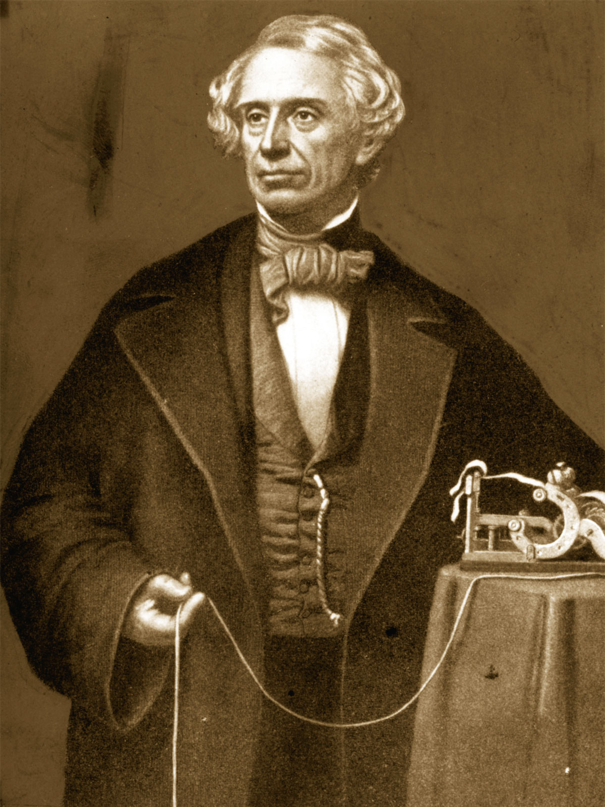an introduction to the life of samuel morse Samuel morse: biography read about the life of samuel morse and learn about his inventions introduction to the internet of things.