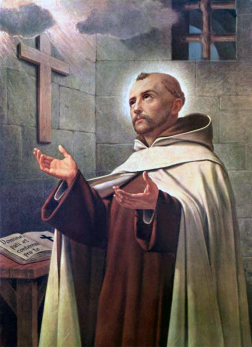 Biografia di San Giovanni della Croce