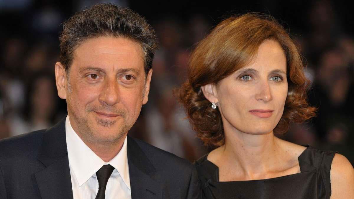 Sergio Castellitto con Margaret Mazzantini
