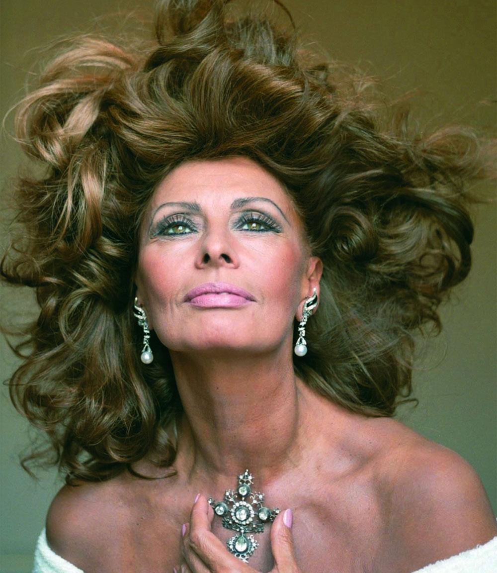 Biografia di Sophia Loren