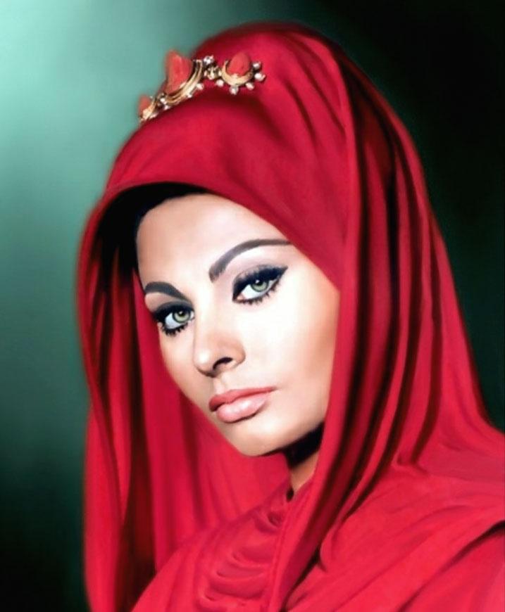 Foto di Sophia Loren
