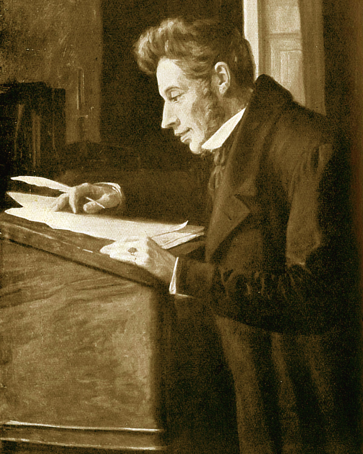 the early life and works of soren aabye kierkegaard Soren aabye kierkegaard soren aabye kierkegaard research papers look at a brief history of this writer's life, his influence on his writings, and his book works of love.