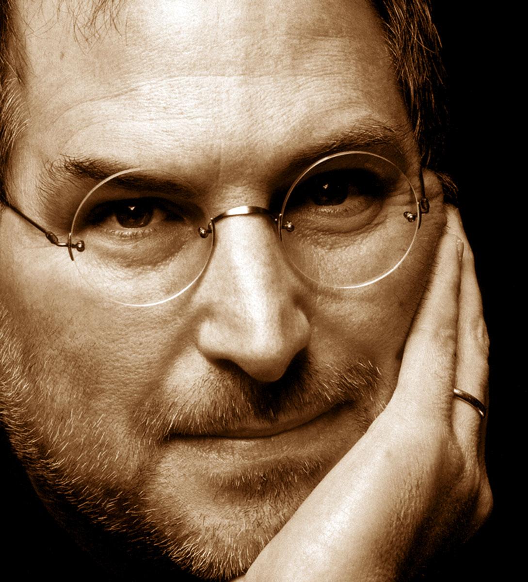 Foto di Steve Jobs