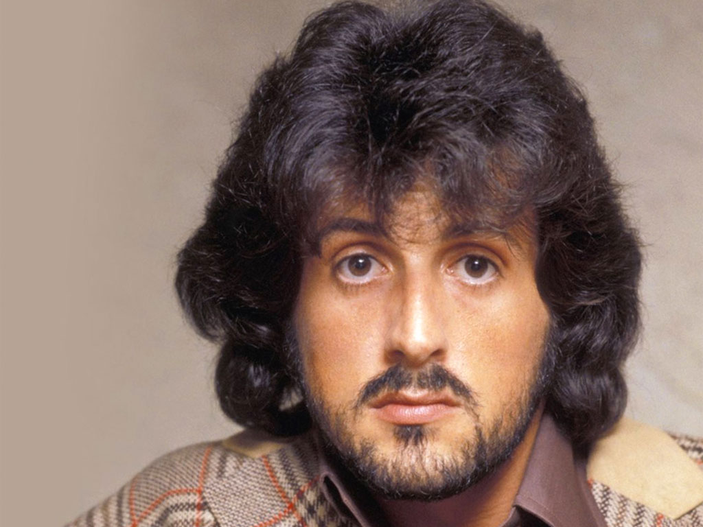 Sylvester Stallone giovane