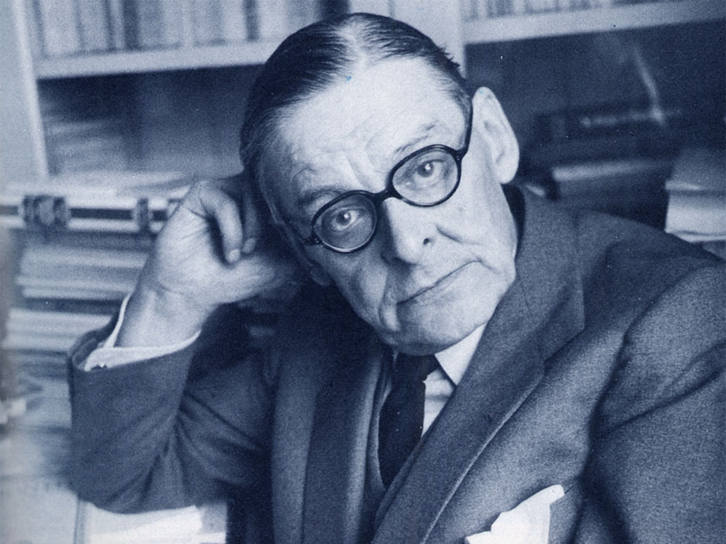 a biography of thomas stearns eliot Thomas stearns eliot was born in september of 1888 in saint louis, missouri he began writing poetry at fourteen years of age.