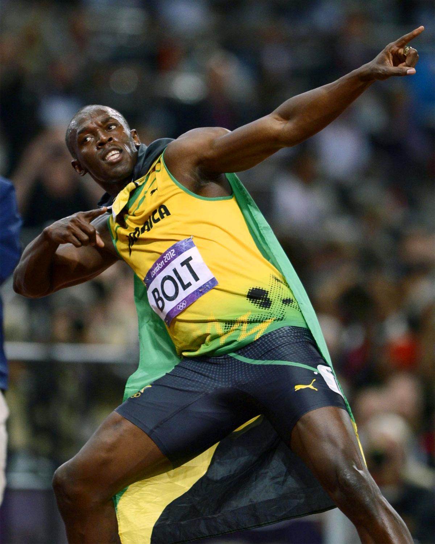 Usain Bolt Sleep Quote