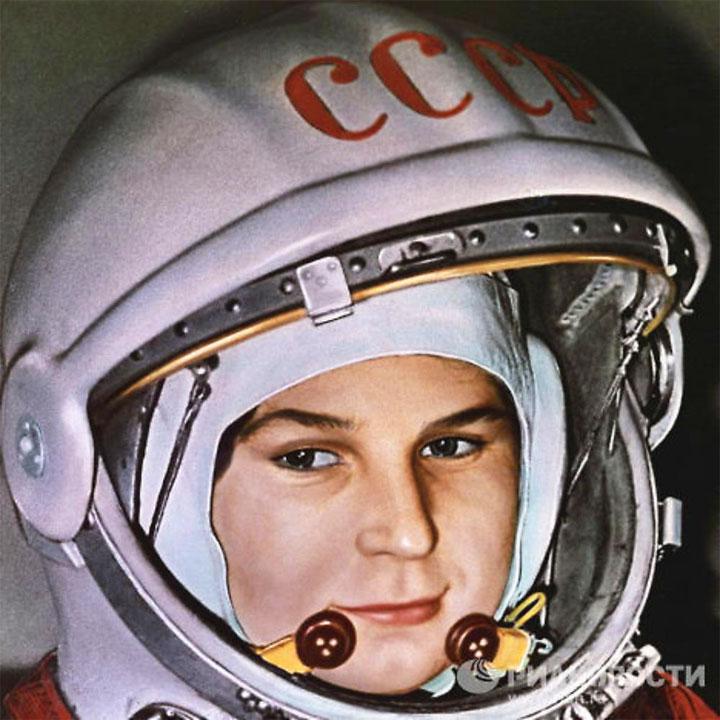Valentina Tereshkova, la prima donna nello spazio