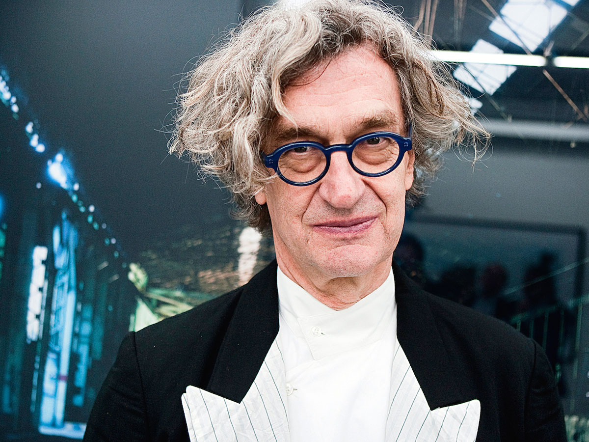 wim wenders deutsch