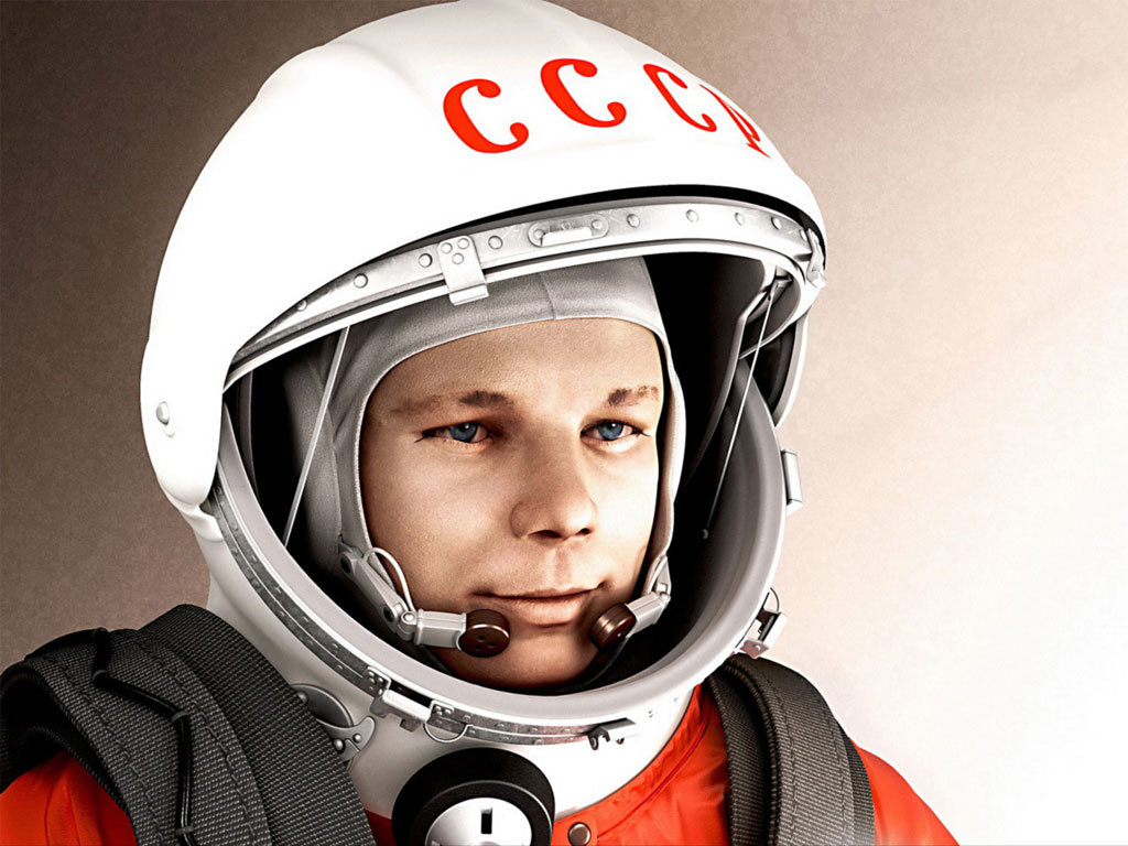 yuri gagarin and neil armstrong - photo #42
