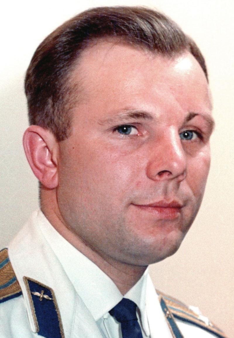 Biografia di Yuri Gagarin
