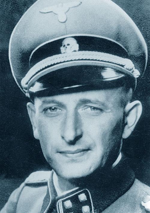 Foto media di Adolf Eichmann