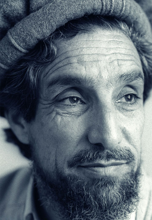 Foto media di Ahmad Shah Massoud
