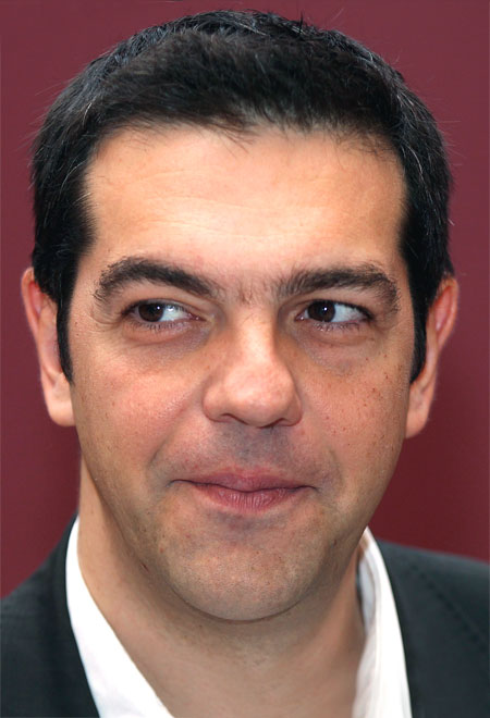 Foto media di Alexis Tsipras