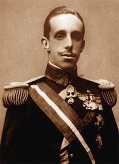 Foto media di Alfonso XIII di Spagna