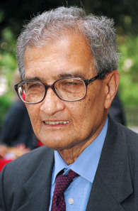 Foto media di Amartya Sen