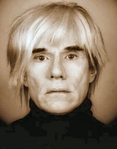 foto di andy warhol - Andy Warhol Lebenslauf