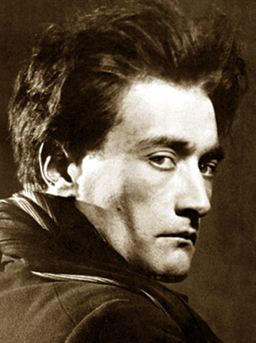 Foto media di Antonin Artaud