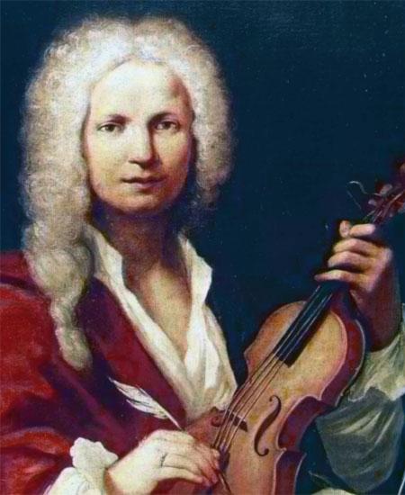 Foto media di Antonio Vivaldi