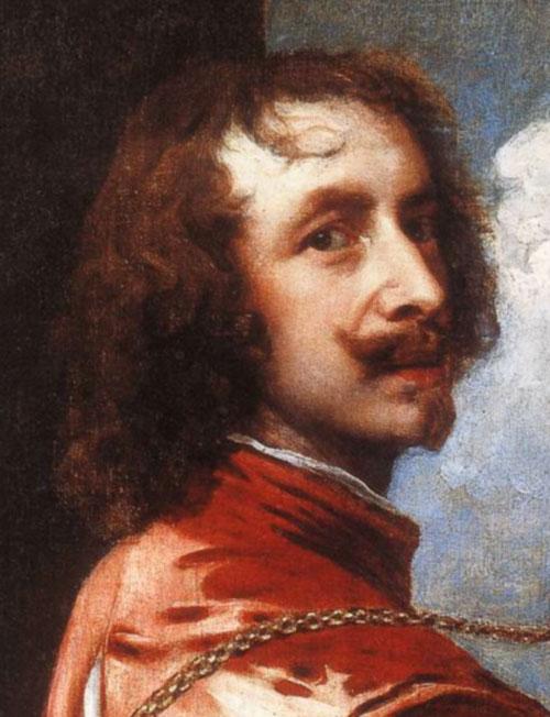 Mario Inglese traduce una poesia di Proust dedicata al pittore Van Dyck