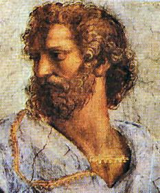 Foto media di Aristotele