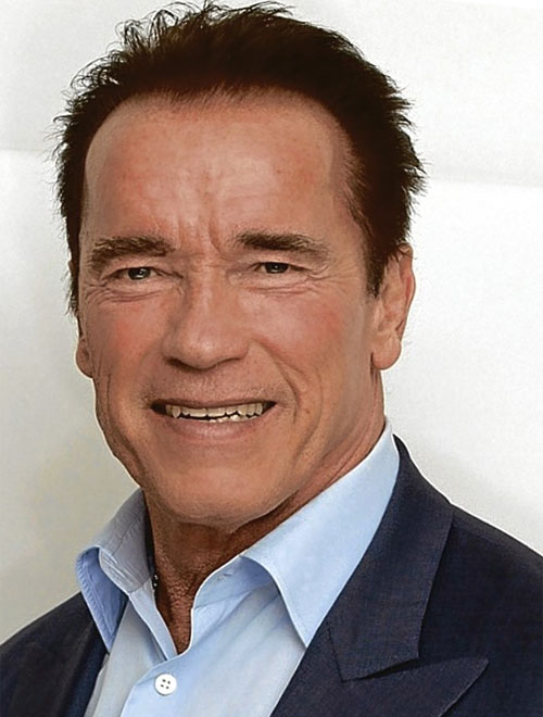 a biography of arnold schwarzennegger Have arnold schwarzenegger be your life coach don't miss out there's more  where that came from be the first to know about our amazing experiences.