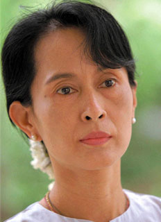 Foto media di Aung San Suu Kyi