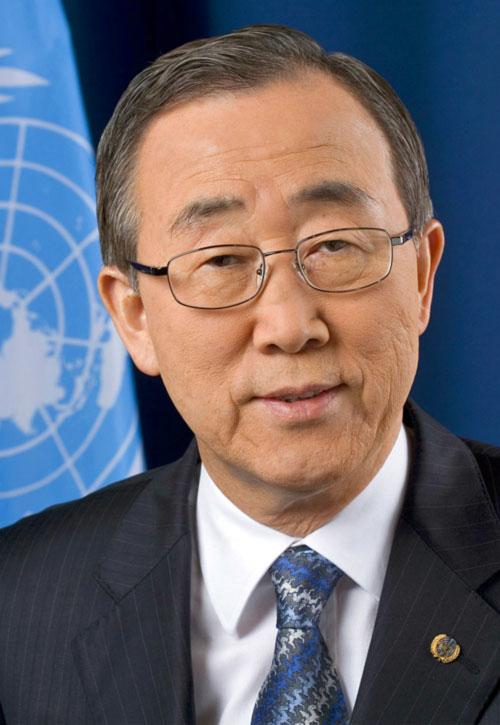Foto media di Ban Ki-moon