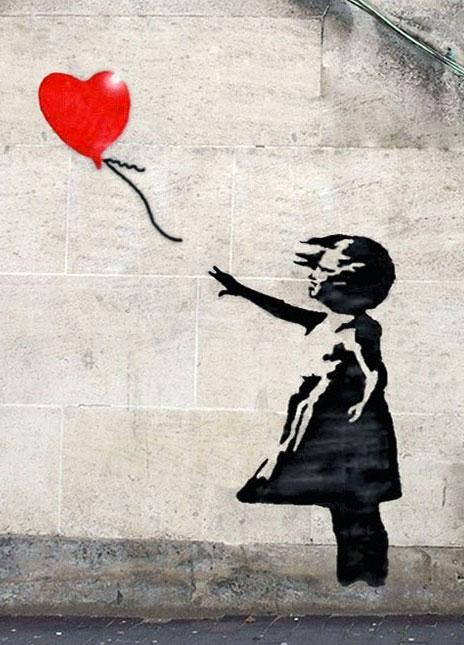 Foto media di Banksy