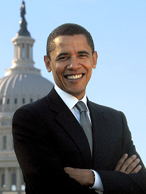 Foto media di Barack Obama
