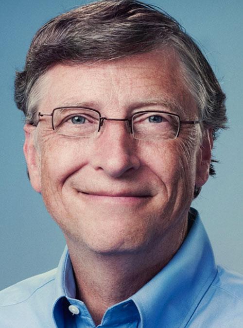 Foto media di Bill Gates