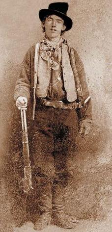 Foto media di Billy the Kid