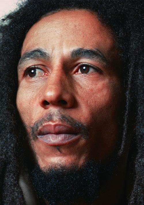 Foto media di Bob Marley
