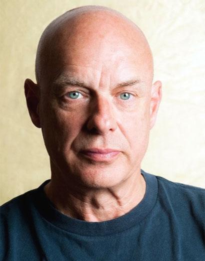 Foto media di Brian Eno
