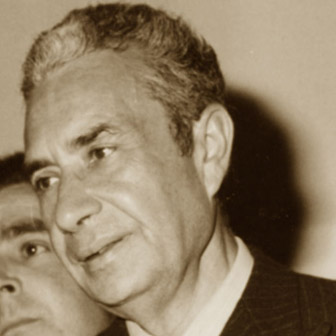 Foto quadrata di Aldo Moro