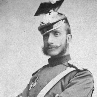 Foto di Alfonso XII di Borbone