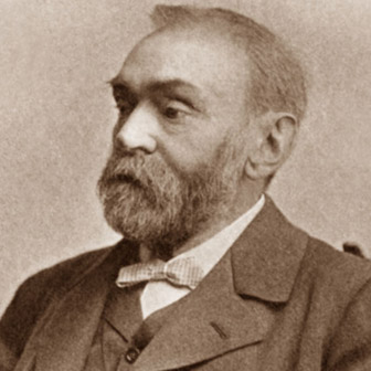Foto di Alfred Nobel