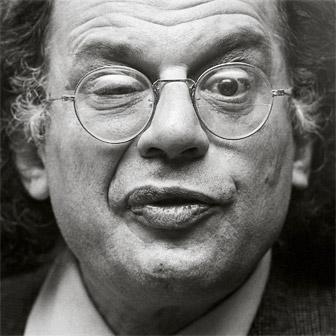 Foto di Allen Ginsberg
