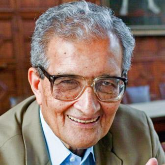 Foto di Amartya Sen