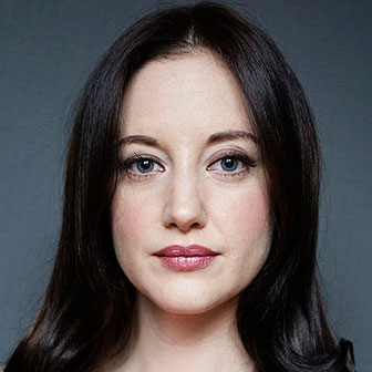 Foto quadrata di Andrea Riseborough