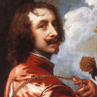 Foto quadrata di Antoon van Dyck
