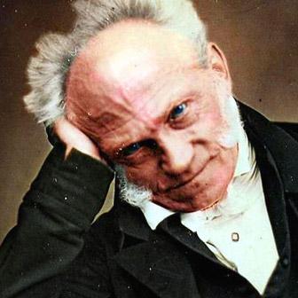 Foto di Arthur Schopenhauer