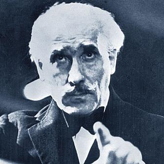 Foto di Arturo Toscanini