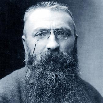 Foto quadrata di Auguste Rodin