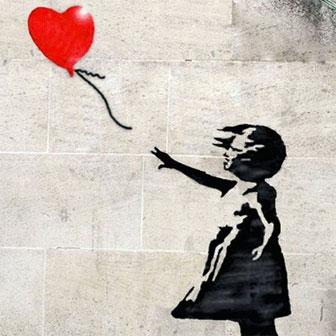 Foto di Banksy