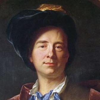 Foto quadrata di Bernard le Bovier de Fontenelle