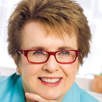 Foto di Billie Jean King